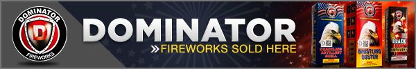 Buy Dominator Fireworks