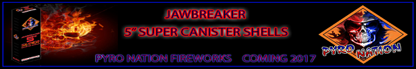"Jaw Breaker 5"" Canister Shells Coming Soon"