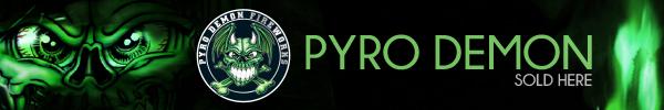 Buy Pyro Demon Fireworks