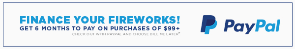 Finance Your Fireworks