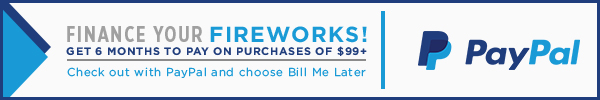Buy Fireworks With Paypal