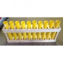 "10 Shot Rack With 1.75"" Fiberglass Mortar Tubes"