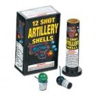 12 Shot Mini Artillery Shells