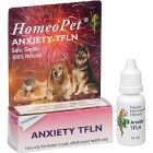 HomeoPet Anxiety TFLN Natural Homeopathic Remedy for Pets (Cats & Dogs)