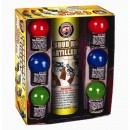 Wholesale Fireworks Snub Nose Artillery 6 Shot 24/6 Case