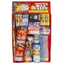 Wholesale Fireworks Max Value Tray Assortment Case 12/1