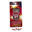 "Dominator 1"" Water Cracker Firecrackers 100Ct"