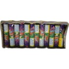 Tri Color Fountain 12/pk BUY 1 GET 1 FREE !