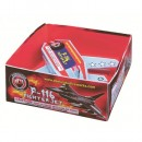 Wholesale Fireworks F-116 Fighter Jet Case 150/1