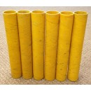 "1.75"" Fiberglass Mortar Tube (Single Tube)"