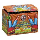 Wholesale Fireworks 50 shot Saturn Missile Battery 48/1 Case
