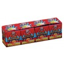 Wholesale Fireworks 25 Shot Saturn Missile 4-Pack Case 30/4