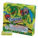 Snakes Color 48/Ct Counter Display