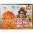 Sky Wheel Parachute 6/Pk