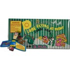 Planes Flying At Night Large 6/Pk