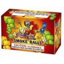 Big Color Smoke Balls Counter Display Box 12/Ct