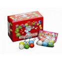 Color Smoke Balls Counter Display Box