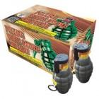 Pull String Smoke Grenade Display Box 24ct