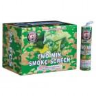 Two Minute Smoke Screen Counter Display Box 24/Ct
